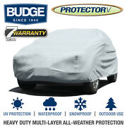 Budge Protector V Station Wagon Cover Fits Station Wagons Up To 16and0398 Long