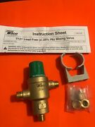 Taco 5121-f2 Thermostatic Mixing Valve , 3/8 In lead-free 85-130f Adjustable