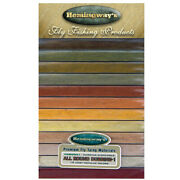 Fly Tying Dubbing, 12 Colours In The Great Dispenser Box, All Round Dubbing Mix1