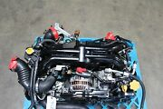 04 To 2006 Subaru Legacy Gt Forester Xt Ej20x Turbo Jdm 2.0l Engine Replacement