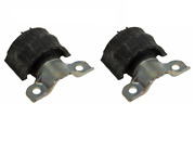 Front Suspension Sway Stabilizer Bar Bushings For Mercedes W164 Gl Ml Set 2