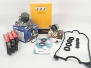 Complete Timing Belt And Water Pump Kit Fits 97-00 Honda Civic 1.6l L4