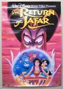 The Return Of Jafar Disney Movie Themed Collectible Wall Poster Read