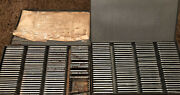 290 Vintage Glass Slides 1950and039s Vacation Pictures Free Shipping