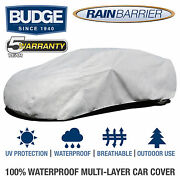Budge Rain Barrier Car Cover Fits Ford Mustang 1985 | Waterproof | Breathable
