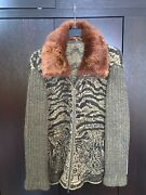 Roberto Cavalli Jacket Size Xl Mens Made In Italy