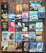 Playing Cards Collection Lot 500+ Assorted Modiano Piatnik Bicycle Fournier Rare