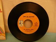 Bell Records T-a 186 The Original Caste Vintage Collectible Oem 45 Rpm Record
