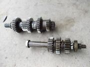1946 John Deere A Tractor Jd Transmission Matched Set Gear Gears Top And Bottom