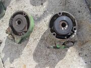 John Deere 40t 40 Tricylce Tractor Jd Pair Set Disk Disc Brake Brakes And Covers