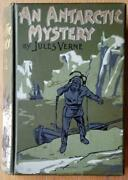 An Antarctic Mystery By Jules Verne - Sampson Low 1st Uk Edition - 1898