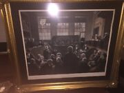 The Plea By William Powell Frith Signed And Framed