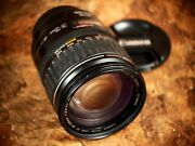 Canon Ef 28-135mm F/3.5-5.6 Is Usm Lens + Uv Filter - Good Condition