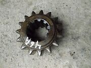 1946 John Deere A Tractor Original Jd Transmission Top Small Drive Gear By 4th