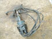 Farmall Ihc 460 560 Tractor Engine Motor Distributor Drive W/ Wires More Power