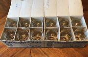 Schott Zwiesel Etched Grapes And Leaves Amber Ring Stem Set Of 12 Cordial Glass