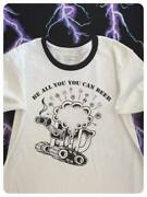 Be All You Can Beer Army Beer Tank Ringer Shirt Retro Vintage Coors Budweiser Te