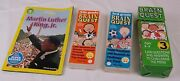 Brain Quest 3rd Grade Ages 8-9 Deck One And Deck Two,revised One,4th Two,mlk Book
