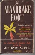 The Mandrake Root / Fantastic Tales By Great Authors Hc/dj 1946 1st Ed