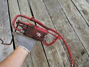 Farmall Cub 184 185 Tractor Ih Good Working Hydraulic Valve Assembly And Lines