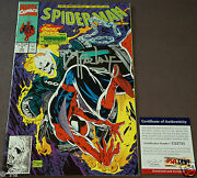 Todd Mcfarlane Signed Spiderman 7 Ghost Rider Psa/dna Coa Certified Autograph