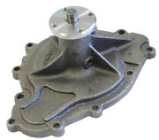New 4 Early 1969 Pontiac Water Pump W/cast Impeller 9796351 4