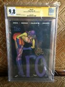 The Pro 1 Signed By Amanda Conner And Jimmy Palmiotti 9.8 Cgc Iamge Comics
