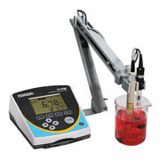 Oakton Wd-35414-20 Pc 2700 Ph/con/tds Meter W/electrode Stand