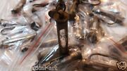 Lot Of 50 Nautical Vintage Ship Brass Hour Glass Sand Timer Key Ring Chain