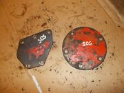 Ford 901 D Nf Rc Tractor Original Select O Speed Sos Transmission Covers
