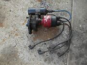 Farmall 300 350 Rc Tractor Engine Motor Distributor Drive Assembly Ready To Use