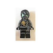 New Lego Cole - Skybound, Ghost, Hair From Set 70593 Ninjago Njo242