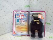 Mcdonald's Retired Ty Beanie Baby The End Bear