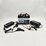 Resmed Airense 10 Camping Battery For 4 - 8 Nights Power -- Off-grid