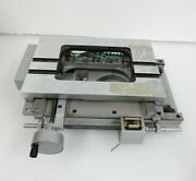 Nikon O3l Microscope Comparator 2-axis Stage Toolmaker Table
