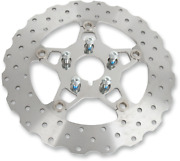 Ebc 11.5andrdquo V-twin Rotor Heat-treated Stainless Steel Fsd011c Made In The Uk