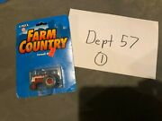 Ertl Farm Country Toy Farmall 460 Rare Case Ih Tractor Toy 4577 New