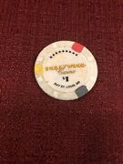 1 Mississippi 1st Edt Hollywood Casino Chip Bay St. Louis. Free Shipping