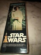 Original 1978 Kenner Star Wars 12 Princess Leia Action Figure New In Sealed Box