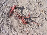 Case Vao Tractor Throttle To Governor Linkage Control Rod And Bracket Rods