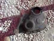 Massey Harris 30 Tractor Mh Engine Motor Front Mounting Cover And Bracket