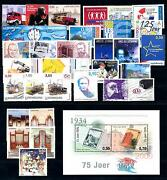 Luxembourg Luxemburg 2009 Complete Year Set Mnh