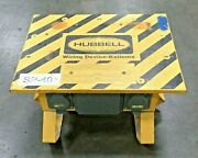 Hubbell Sbsb2 Wiring Device Portable Power Distribution Box / 50 A / 120/240vac