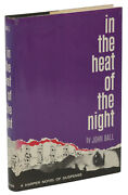 In The Heat Of The Night John Ball First Edition 1965 Civil Rights 1st