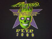 Poison Ultra Rae Vintage 2000 Tour Shirt Used Size Xl Very Good Condition