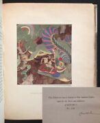 Nathaniel Hawthorne / Tanglewood Tales Signed 1918