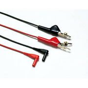Fluke Tl26a 5-way Telecom Test Leads 60 In. Red And Black