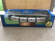 Disney Attractions Collection Monorail Die Cast Metal Theme Park Exclusive - New