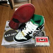 Httpsdunk Sb Hi Black Sheep Shop Only Sneakers 25.5cm Selling Discontinued Rare