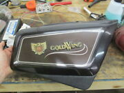 1984-1987 1986 Honda Gl1200 Gl 1200 Goldwing Right Side Cover Rh Oem Used Parts